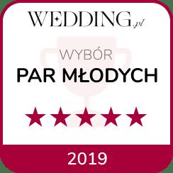 Wedding.pl Wybór Par Młodych 2019