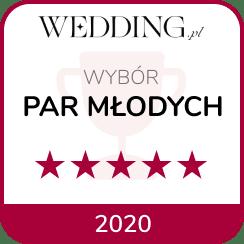 Wedding.pl Wybór Par Młodych 2020