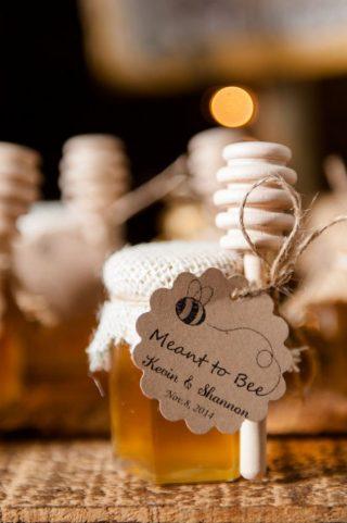 miody dla gości weselnych