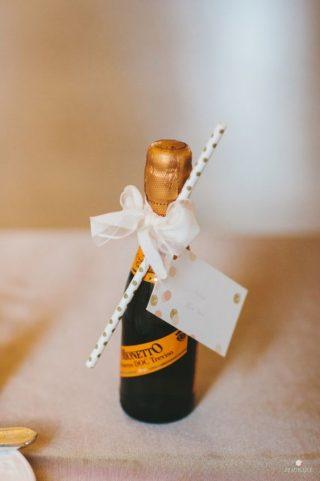 mini alkohol dla gości weselnych