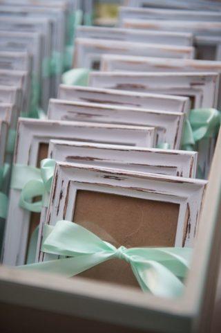Ramka na zdjęcie - prezent dla gości weselnych