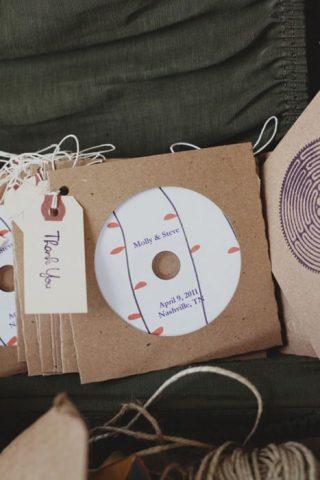 płyta z piosenkami dla gości weselnych