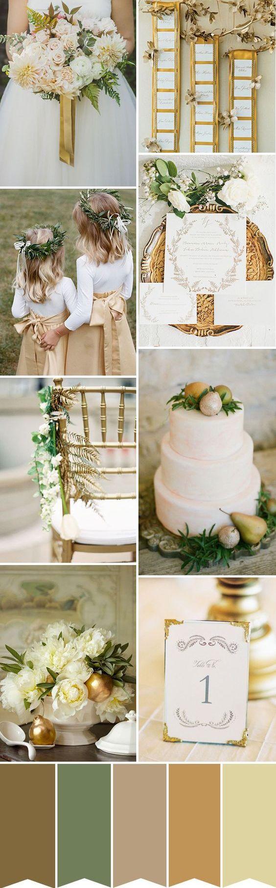 Kolory zaproszeń ślubnych