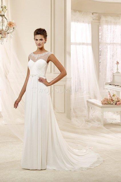 15 Najpiękniejszych Skromnych Sukni ślubnych Weddingpl