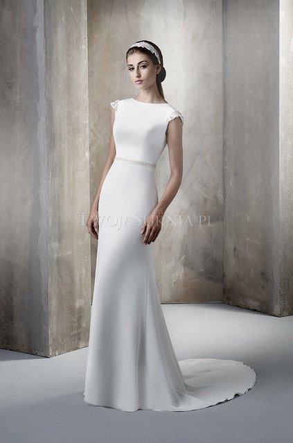 867ba67c9b 15 najpiękniejszych skromnych sukni ślubnych - Wedding.pl
