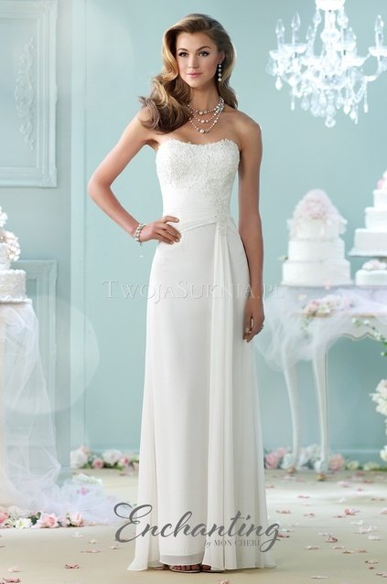 ecc6f31c01 15 najpiękniejszych skromnych sukni ślubnych - Wedding.pl