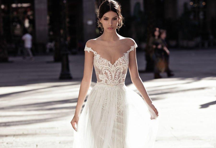 Suknie ślubne Gali Karten Kolekcja 2017 Weddingpl