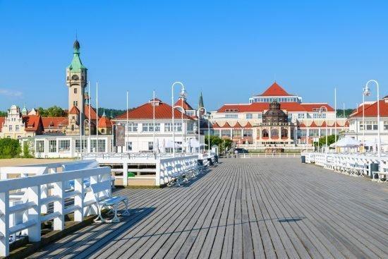 Podróż poślubna w Polsce - Sopot