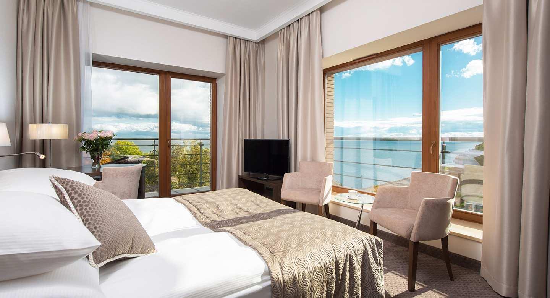10 hoteli na romantyczny wyazd we dwoje