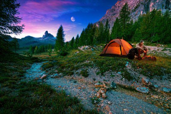 4 pomysły na odpoczynek przed ślubem w lesie - zdjęcie 2