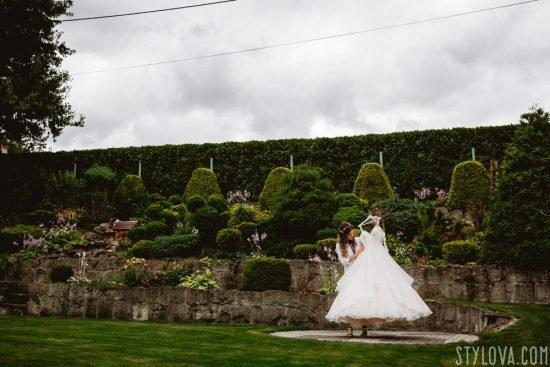 wesele w stylu glamour - zdjęcie 35