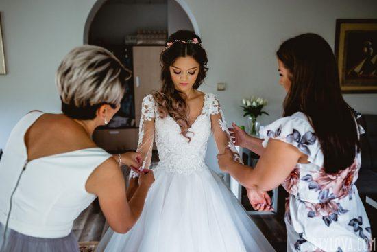 wesele w stylu glamour - zdjęcie 32