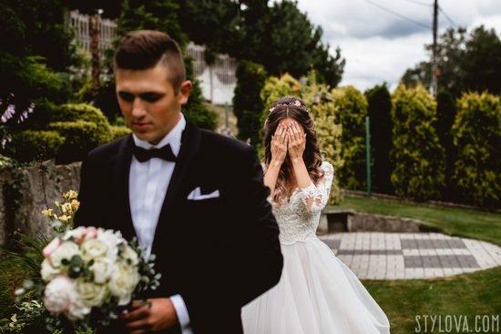 wesele w stylu glamour - zdjęcie 28