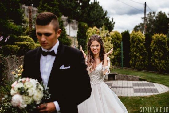 wesele w stylu glamour - zdjęcie 27
