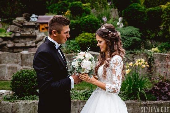 wesele w stylu glamour - zdjęcie 26