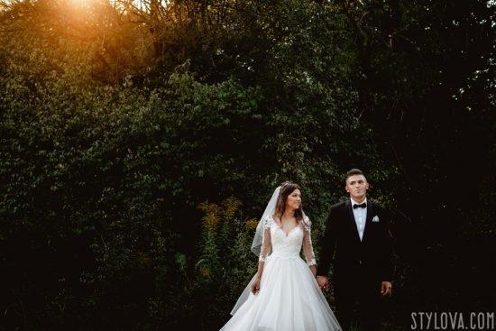 wesele w stylu glamour - zdjęcie 7