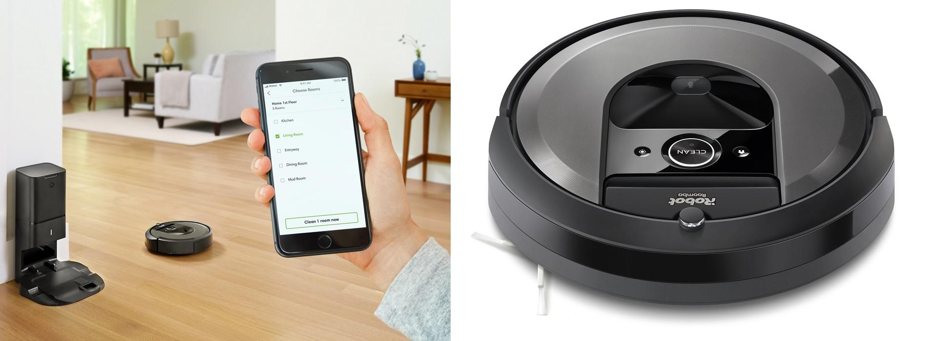 Roomba i7 - zdjęcie 3