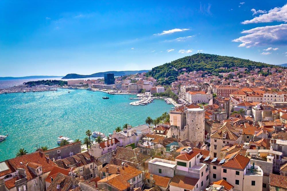 Tania podróż poślubna: Chorwacja