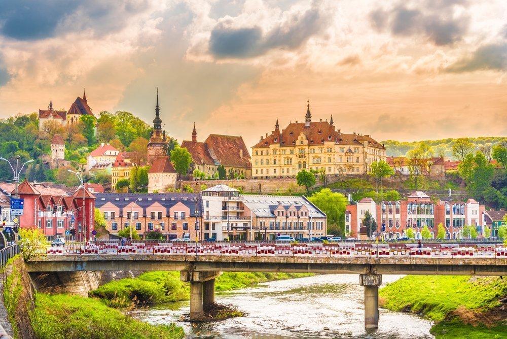 Tania podróż poślubna: Rumunia
