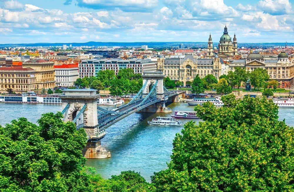 Tania podróż poślubna: Węgry