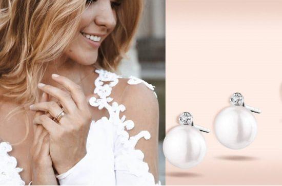 5 wyjątkowych kolczyków z perłami dla Panny Młodej