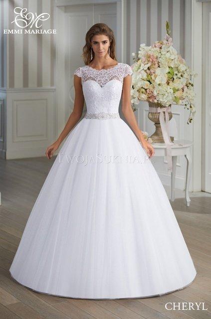 Najnowsze 60 sukien ślubnych, które musisz zobaczyć! - Wedding.pl SH07