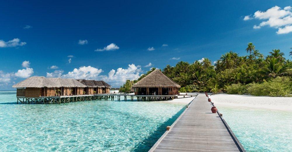 Podróż poślubna Malediwy