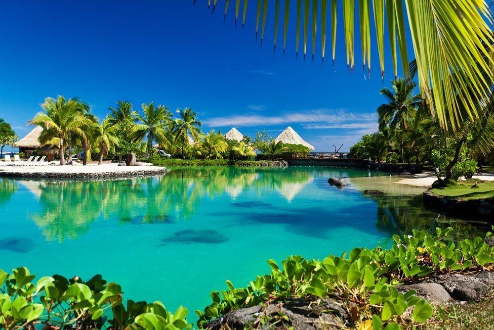 Podróż poślubna Karaiby