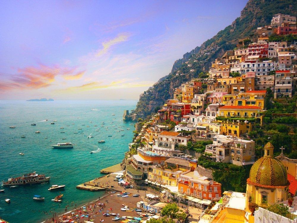 Podróż poślubna Włochy