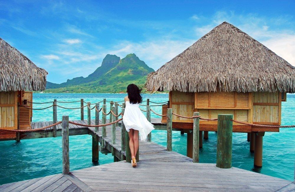 Podróż poślubna Polinezja Francuska
