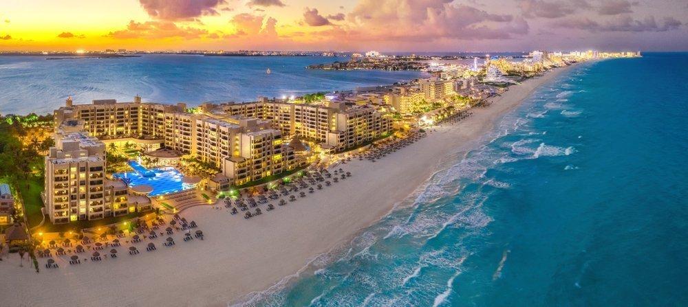 Podróż poślubna Meksyk
