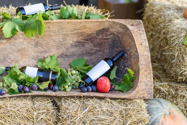 alkohol na wesele jakie wino pochodzenie