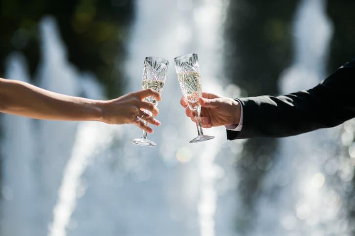 alkohol na wesele ile wina na wesele