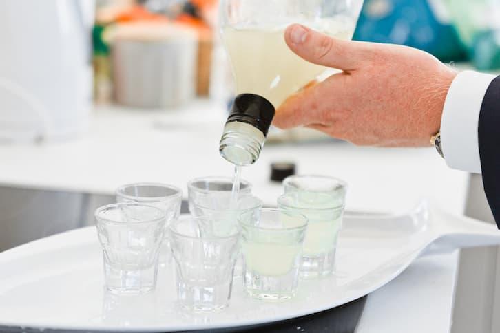 alkohol na wesele jaka wódka na wesele