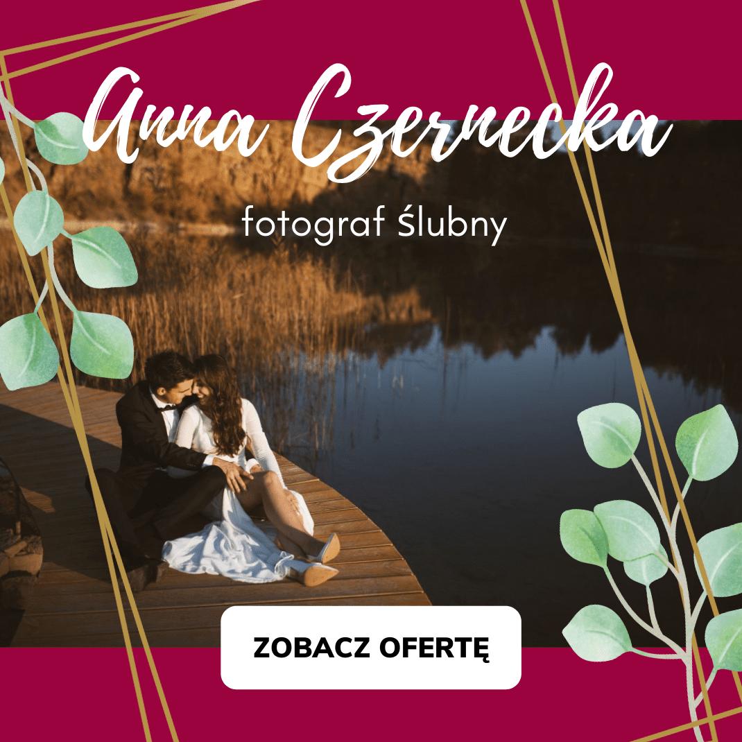 Anna Czernecka fotograf ślubny top wedding