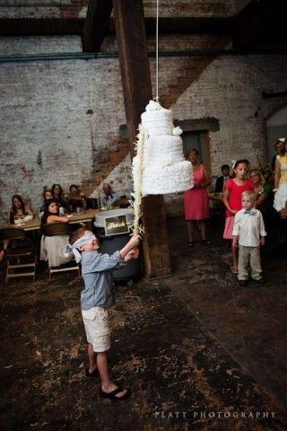 Atrakcje na wesele dla dzieci - piniata