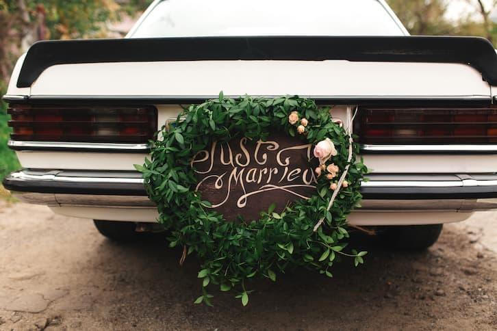 organizacja wesela auto do ślubu