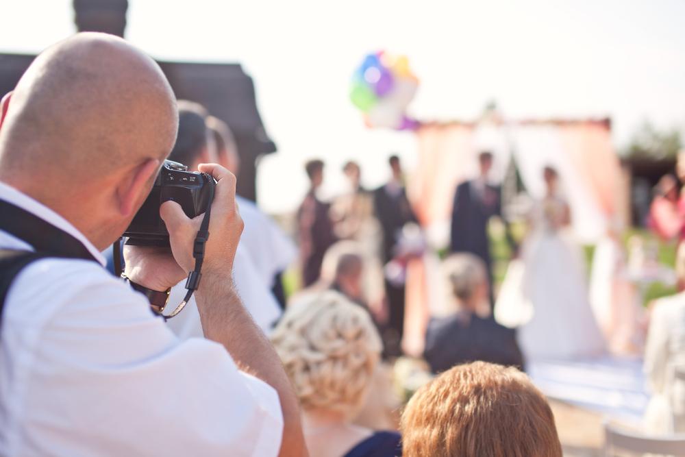 Brak fotografa na ślubie - zdjęcie 1