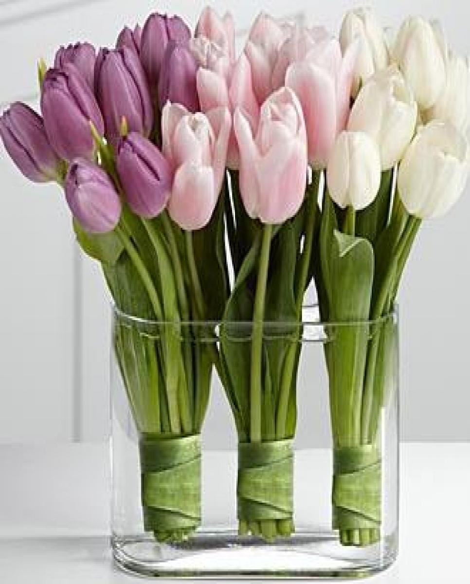 Bukiety ślubne Tulipany 6 Weddingpl