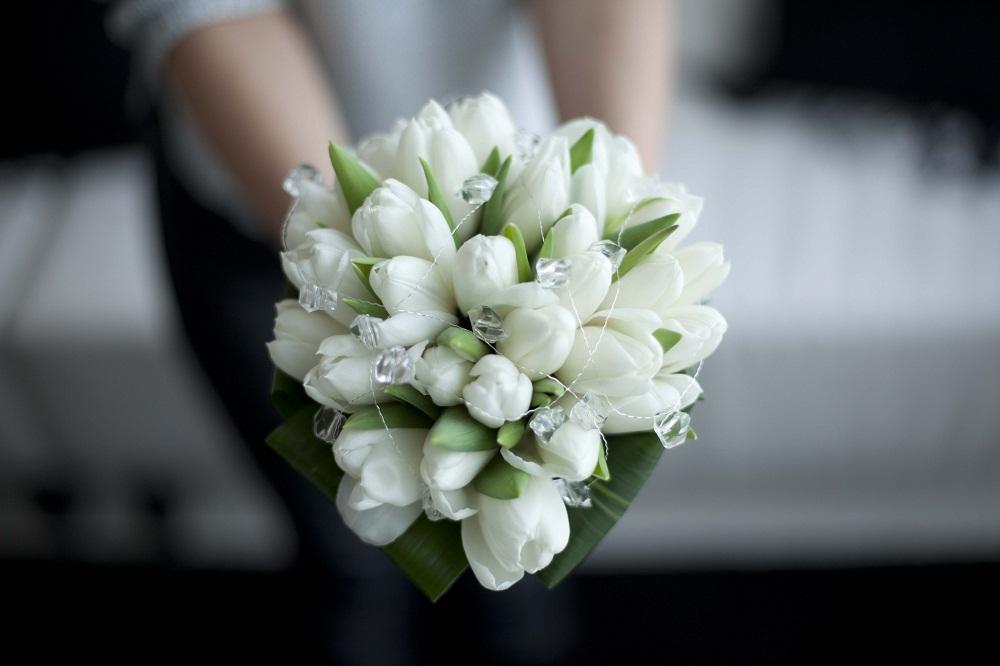 Bukiety ślubne Z Tulipanów Weddingpl