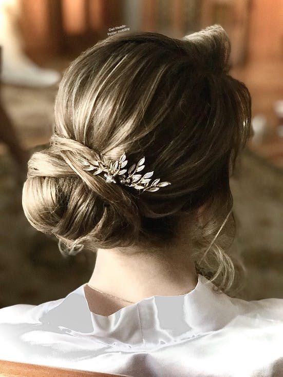 eleganckie koki na wesele