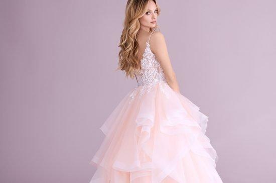 Suknie ślubne w kolorze