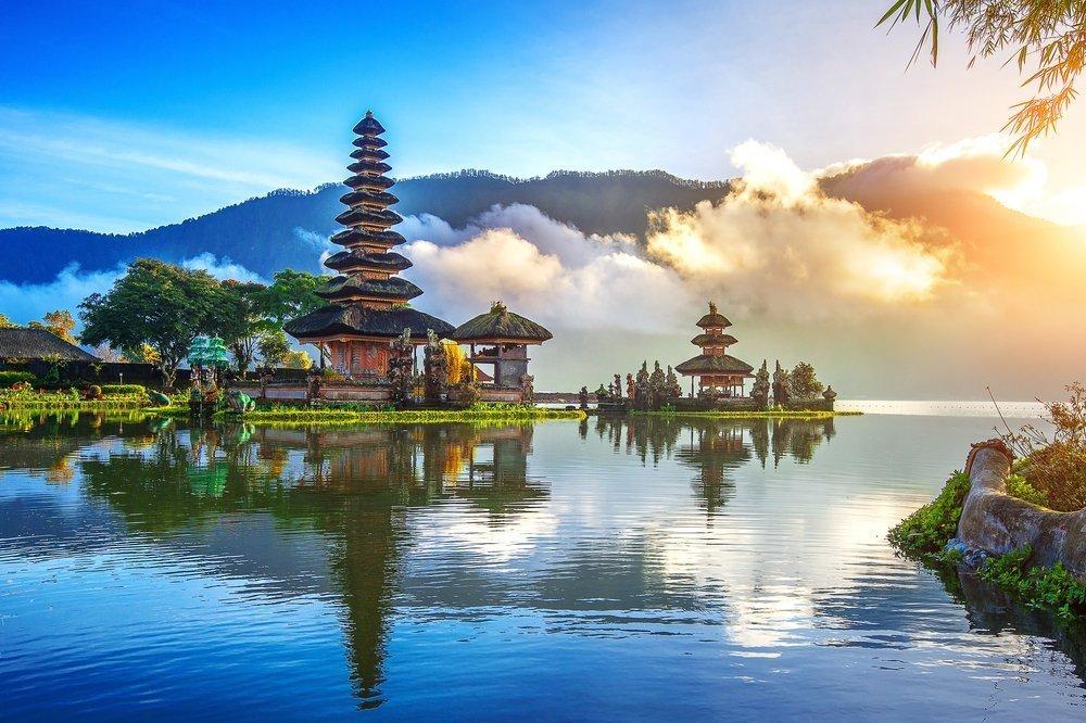 Podróż poślubna - Indonezja, Bali
