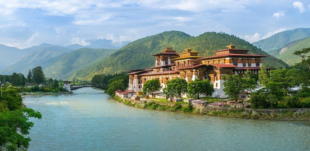 Podróż poślubna - Bhutan
