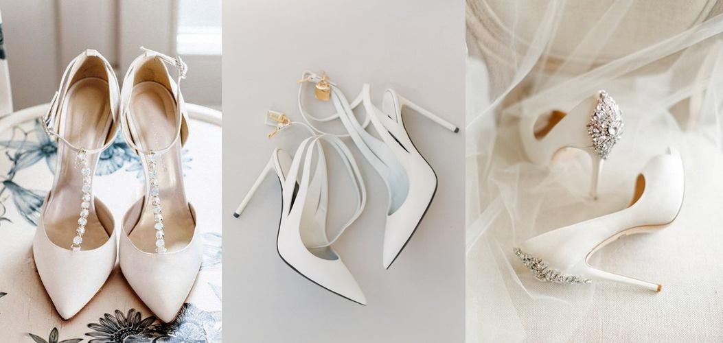 307618df Białe buty ślubne - postaw na klasykę! | Wedding.pl