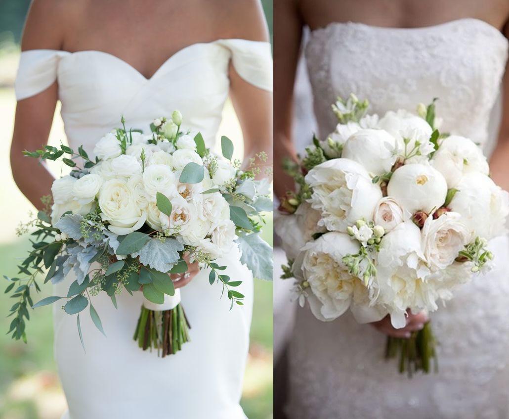 Biel jako motyw przewodni wesela - zdjęcie 1