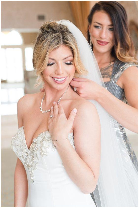 Biżuteria ślubna Do Sukni Bez Dekoltu Weddingpl Radzi