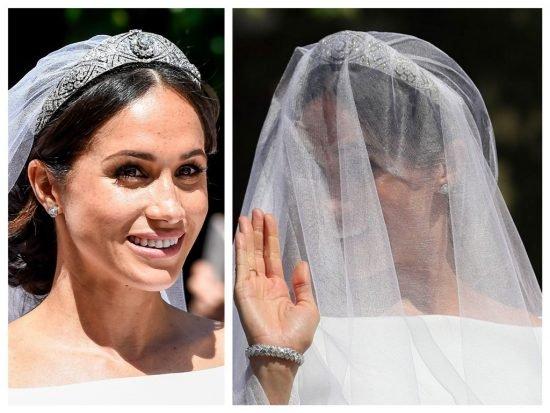 Biżuteria ślubna w stylu Meghan Markle