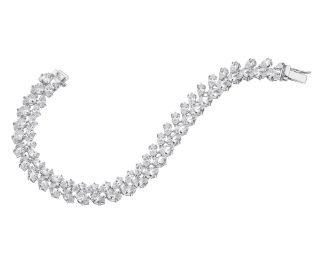 Biżuteria ślubna w stylu Meghan Markle - bransoletka