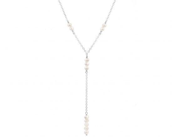 Biżuteria ślubna w stylu modelek - naszyjniki